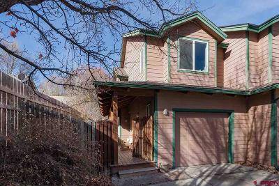 La Plata County Condo/Townhouse For Sale: 2309 Forest Avenue #Unit 1