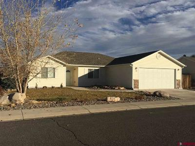 Montrose Single Family Home For Sale: 126 Ryegrass