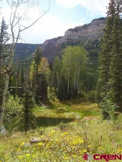 Durango Residential Lots & Land Back on Market: Two Dogs Trail