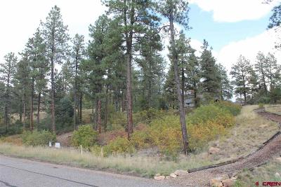Durango Residential Lots & Land Back on Market: 204 Edgemont Highlands Pass