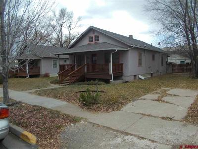 Cortez Multi Family Home For Sale: 27 S Elm Street