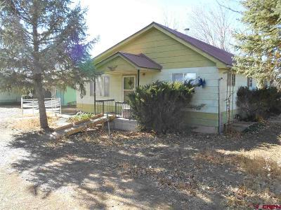Hotchkiss CO Single Family Home NEW: $154,000