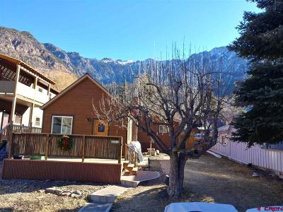 Ouray County Single Family Home For Sale: 231 2nd Street