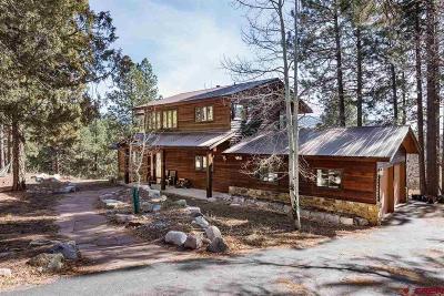 Durango Single Family Home For Sale: 8940 Falls Creek Main