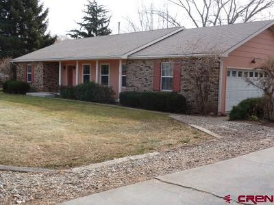 Cortez CO Single Family Home For Sale: $205,000