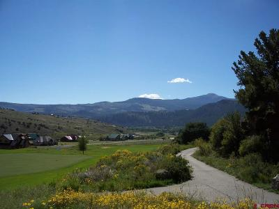 South Fork Residential Lots & Land For Sale: 365 Rio Grande Club Trail