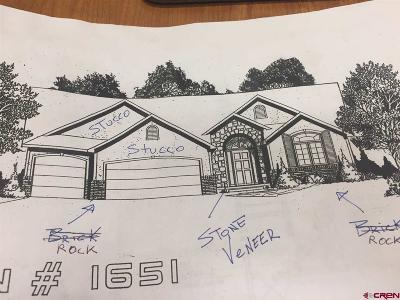 Pagosa Springs Single Family Home For Sale: 158 Handicap Avenue