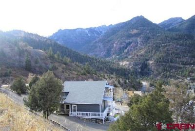 Ouray County Single Family Home For Sale: 531 2nd Avenue