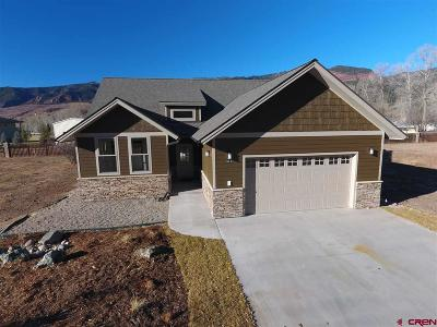 Durango Single Family Home For Sale: 574 Hermosa Meadows Rd