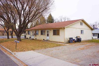Cortez Multi Family Home For Sale: 615 S Cedar Street