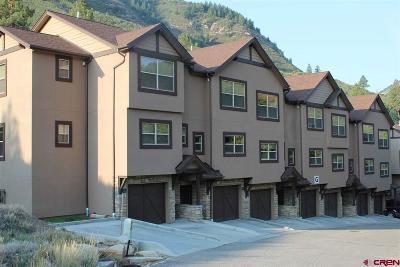 Durango CO Condo/Townhouse For Sale: $285,000
