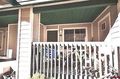 Durango CO Condo/Townhouse NEW: $244,900
