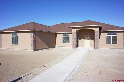 Cortez CO Single Family Home For Sale: $324,900