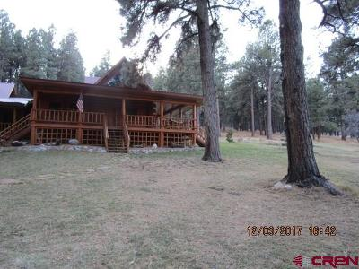 Bayfield Single Family Home NEW: 13145 Cr 502
