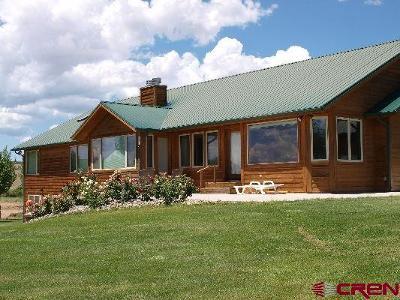 Olathe Single Family Home For Sale: 53716 Falcon Road