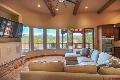 Pagosa Springs Single Family Home For Sale: 231 Tiffany Place