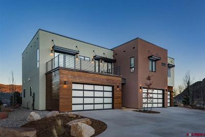 Durango Condo/Townhouse For Sale: 239 Rock Point Drive #Unit B
