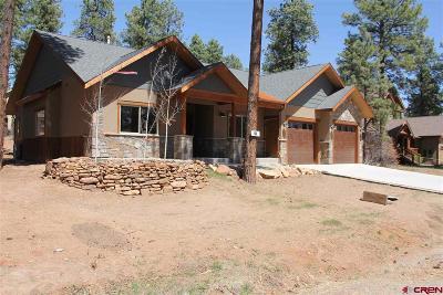 La Plata County Single Family Home For Sale: 214 Kenosha Trail