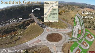 Durango Residential Lots & Land For Sale: Wilson Gulch Drive