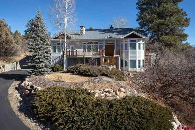 La Plata County Single Family Home For Sale: 71 Tanglewood Drive