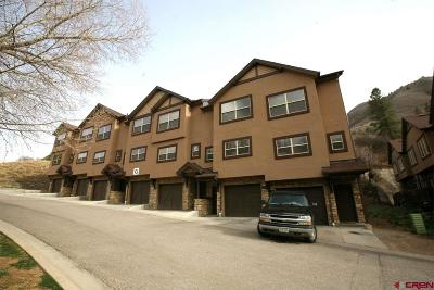 Durango Condo/Townhouse For Sale: 20310 W Us Hwy 160 #G73