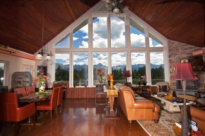 Ridgway Single Family Home For Sale: 1161 Highlands Drive