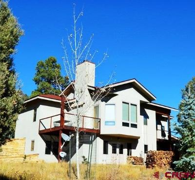 Mancos Single Family Home For Sale: 5136 Cr 46