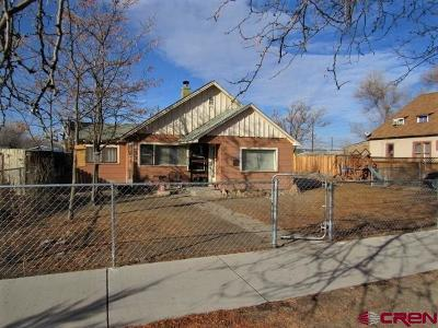 Delta Single Family Home For Sale: 333 Columbia Street