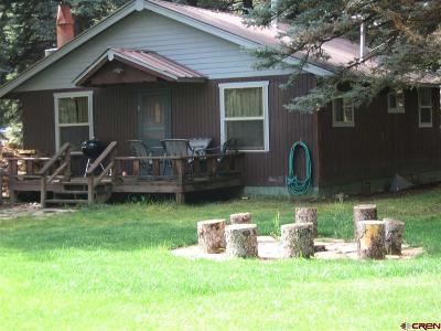 Bayfield Single Family Home UC/Contingent/Call LB: 72 Tween Bridge Drive