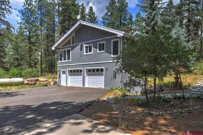 Durango Single Family Home For Sale: 181 Sortais Road