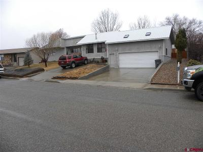 Cortez CO Single Family Home For Sale: $239,500