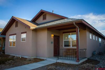 Durango CO Single Family Home For Sale: $414,900