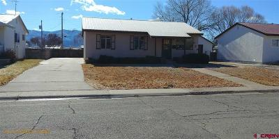 Cortez Single Family Home For Sale: 629 E 4th Street