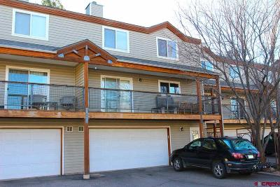 Durango CO Condo/Townhouse For Sale: $329,000