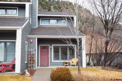 Durango Condo/Townhouse For Sale: 34511 N Us Hwy 550 #124