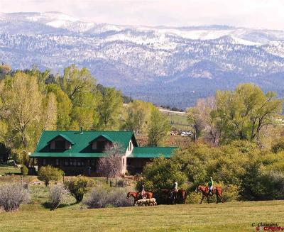Durango CO Farm For Sale: $1,100,000