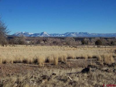 Cedaredge Residential Lots & Land For Sale: Cedar Mesa Road