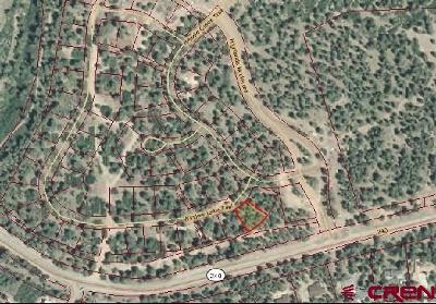 Durango CO Residential Lots & Land NEW: $109,500