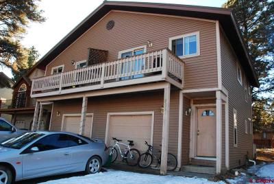 Pagosa Springs Single Family Home For Sale: 922 Cloud Cap Avenue