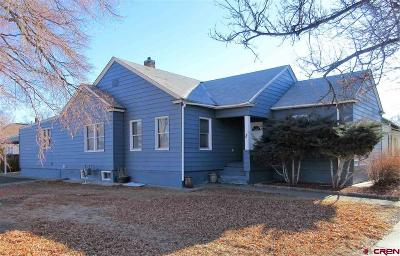 Montrose Single Family Home For Sale: 46 N Mesa Avenue