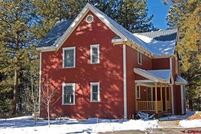 Durango Condo/Townhouse For Sale: 308 Silver Queen South #102B