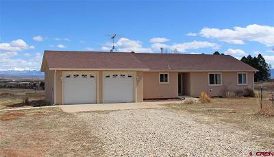 Cortez Single Family Home For Sale: 14030 Road 21