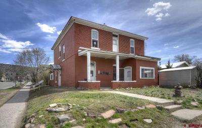 La Plata County Multi Family Home For Sale: 574 E 2nd Avenue
