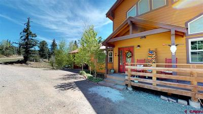La Plata County Single Family Home For Sale: 47320 Hwy 160
