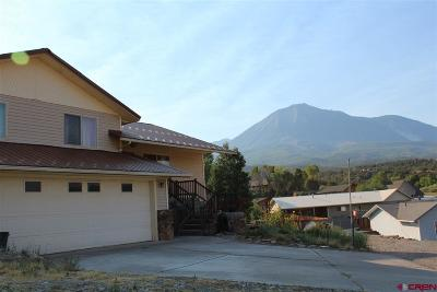 Paonia Single Family Home For Sale: 13628 Jumbo Mountain Lane