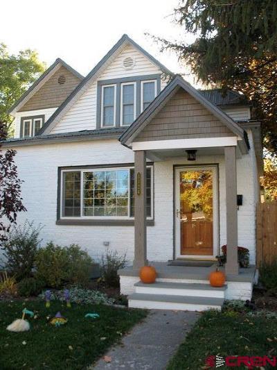Montrose Single Family Home For Sale: 1124 N 1st Street