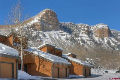Durango Condo/Townhouse For Sale: 46850 N Hwy 550 #240