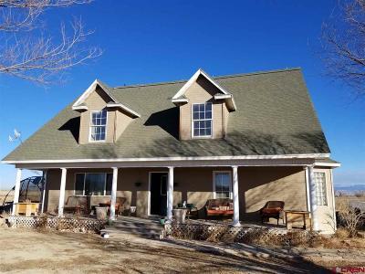Olathe Single Family Home For Sale: 60631 East Mesa Road