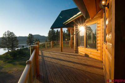 Pagosa Springs Single Family Home For Sale: 2627 Trophy Lake Place