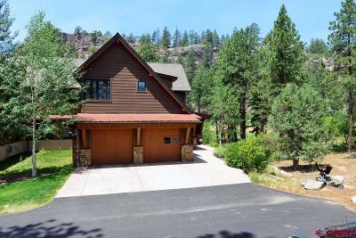 La Plata County Condo/Townhouse For Sale: 761 Glacier Club Drive #18
